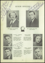 Page 14, 1950 Edition, Dallas Township High School - Dallastownian Yearbook (Dallas, PA) online yearbook collection
