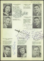 Page 16, 1950 Edition, Dallas Township High School - Dallastownian Yearbook (Dallas, PA) online yearbook collection