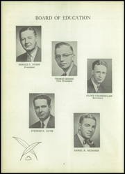 Page 10, 1951 Edition, Dallas Township High School - Dallastownian Yearbook (Dallas, PA) online yearbook collection