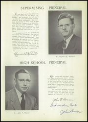Page 11, 1951 Edition, Dallas Township High School - Dallastownian Yearbook (Dallas, PA) online yearbook collection