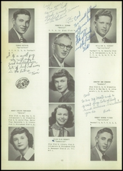 Page 16, 1951 Edition, Dallas Township High School - Dallastownian Yearbook (Dallas, PA) online yearbook collection