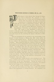 Page 12, 1905 Edition, Susquehanna University - Lanthorn Yearbook (Selinsgrove, PA) online yearbook collection