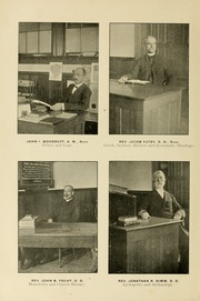 Page 16, 1905 Edition, Susquehanna University - Lanthorn Yearbook (Selinsgrove, PA) online yearbook collection