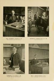 Page 17, 1905 Edition, Susquehanna University - Lanthorn Yearbook (Selinsgrove, PA) online yearbook collection