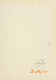 Page 7, 1933 Edition, Susquehanna University - Lanthorn Yearbook (Selinsgrove, PA) online yearbook collection