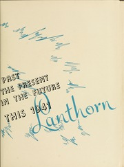 Page 11, 1941 Edition, Susquehanna University - Lanthorn Yearbook (Selinsgrove, PA) online yearbook collection
