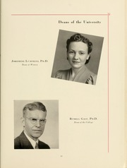 Page 17, 1943 Edition, Susquehanna University - Lanthorn Yearbook (Selinsgrove, PA) online yearbook collection