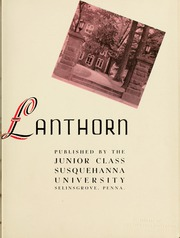 Page 7, 1943 Edition, Susquehanna University - Lanthorn Yearbook (Selinsgrove, PA) online yearbook collection