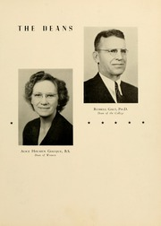 Page 13, 1945 Edition, Susquehanna University - Lanthorn Yearbook (Selinsgrove, PA) online yearbook collection