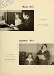 Page 17, 1945 Edition, Susquehanna University - Lanthorn Yearbook (Selinsgrove, PA) online yearbook collection