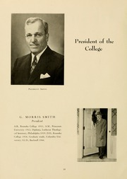 Page 14, 1950 Edition, Susquehanna University - Lanthorn Yearbook (Selinsgrove, PA) online yearbook collection