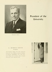 Page 14, 1952 Edition, Susquehanna University - Lanthorn Yearbook (Selinsgrove, PA) online yearbook collection