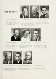 Page 17, 1952 Edition, Susquehanna University - Lanthorn Yearbook (Selinsgrove, PA) online yearbook collection
