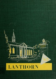 Page 1, 1962 Edition, Susquehanna University - Lanthorn Yearbook (Selinsgrove, PA) online yearbook collection