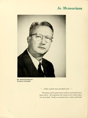 Page 10, 1962 Edition, Susquehanna University - Lanthorn Yearbook (Selinsgrove, PA) online yearbook collection