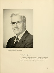 Page 11, 1962 Edition, Susquehanna University - Lanthorn Yearbook (Selinsgrove, PA) online yearbook collection
