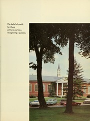 Page 11, 1966 Edition, Susquehanna University - Lanthorn Yearbook (Selinsgrove, PA) online yearbook collection