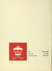 Page 6, 1966 Edition, Susquehanna University - Lanthorn Yearbook (Selinsgrove, PA) online yearbook collection