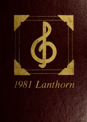 1981 Edition, Susquehanna University - Lanthorn Yearbook (Selinsgrove, PA)