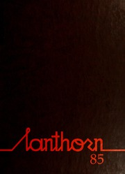 1985 Edition, Susquehanna University - Lanthorn Yearbook (Selinsgrove, PA)