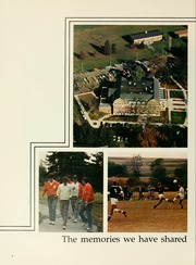 Page 12, 1985 Edition, Susquehanna University - Lanthorn Yearbook (Selinsgrove, PA) online yearbook collection