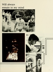 Page 15, 1985 Edition, Susquehanna University - Lanthorn Yearbook (Selinsgrove, PA) online yearbook collection