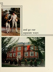 Page 9, 1985 Edition, Susquehanna University - Lanthorn Yearbook (Selinsgrove, PA) online yearbook collection