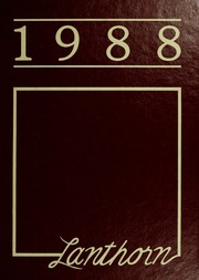 1988 Edition, Susquehanna University - Lanthorn Yearbook (Selinsgrove, PA)