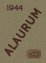 1944 Edition, New Brighton High School - Alaurum Yearbook (New Brighton, PA)
