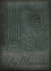 1948 Edition, New Brighton High School - Alaurum Yearbook (New Brighton, PA)