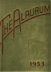 1953 Edition, New Brighton High School - Alaurum Yearbook (New Brighton, PA)