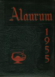 1955 Edition, New Brighton High School - Alaurum Yearbook (New Brighton, PA)