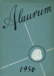 1956 Edition, New Brighton High School - Alaurum Yearbook (New Brighton, PA)