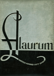1957 Edition, New Brighton High School - Alaurum Yearbook (New Brighton, PA)