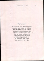 Page 13, 1929 Edition, Milton High School - Echoes Yearbook (Milton, PA) online yearbook collection