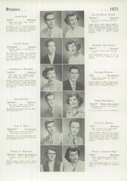 Page 13, 1952 Edition, Milton High School - Echoes Yearbook (Milton, PA) online yearbook collection