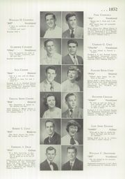 Page 15, 1952 Edition, Milton High School - Echoes Yearbook (Milton, PA) online yearbook collection