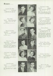 Page 16, 1952 Edition, Milton High School - Echoes Yearbook (Milton, PA) online yearbook collection