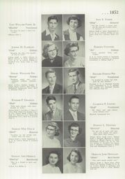 Page 17, 1952 Edition, Milton High School - Echoes Yearbook (Milton, PA) online yearbook collection