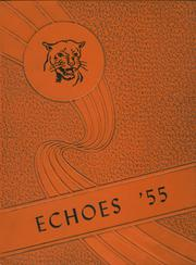 1955 Edition, Milton High School - Echoes Yearbook (Milton, PA)