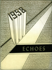 Page 1, 1958 Edition, Milton High School - Echoes Yearbook (Milton, PA) online yearbook collection