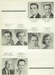 Page 14, 1958 Edition, Milton High School - Echoes Yearbook (Milton, PA) online yearbook collection