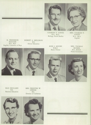Page 15, 1958 Edition, Milton High School - Echoes Yearbook (Milton, PA) online yearbook collection