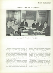 Page 12, 1960 Edition, York Suburban High School - Profile Yearbook (York, PA) online yearbook collection