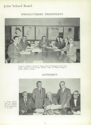 Page 13, 1960 Edition, York Suburban High School - Profile Yearbook (York, PA) online yearbook collection