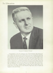 Page 7, 1960 Edition, York Suburban High School - Profile Yearbook (York, PA) online yearbook collection