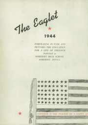 Page 6, 1944 Edition, Somerset Area High School - Eaglet Yearbook (Somerset, PA) online yearbook collection