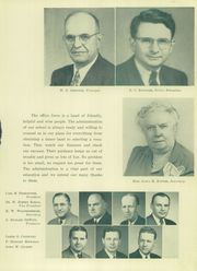 Page 15, 1949 Edition, Somerset Area High School - Eaglet Yearbook (Somerset, PA) online yearbook collection