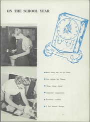 Page 11, 1950 Edition, Somerset Area High School - Eaglet Yearbook (Somerset, PA) online yearbook collection