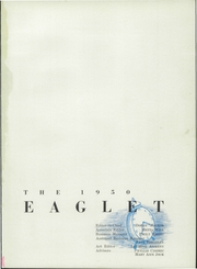 Page 5, 1950 Edition, Somerset Area High School - Eaglet Yearbook (Somerset, PA) online yearbook collection